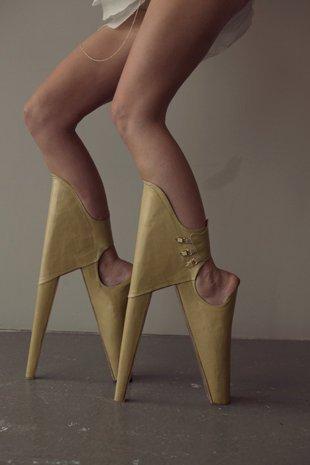 Les chaussures les plus laides du mondes.