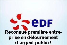 La Cour des comptes remet en question les avantages des salariés d'EDF.
