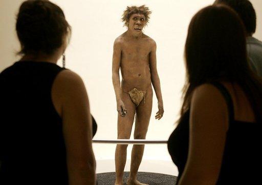 L'homme de néandertal, un visionnaire méconnu.