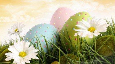 Joyeuses fêtes de pâques.