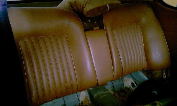 Capri MK I 1970