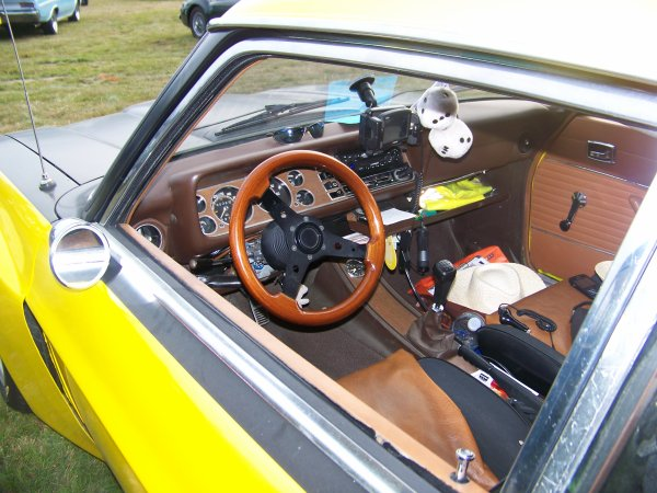 Capri MK I 2,8 Carbu 1969