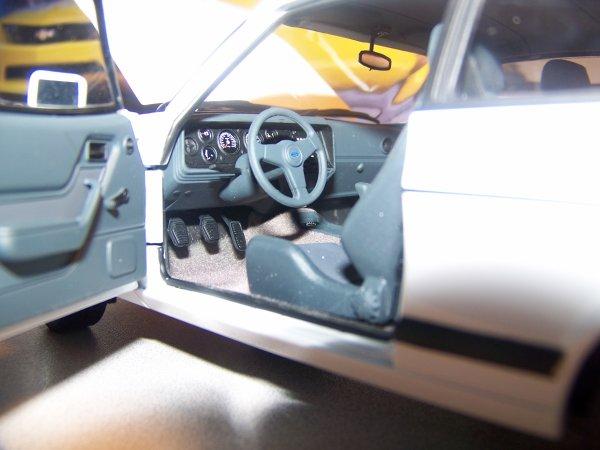 Miniature Ford Capri
