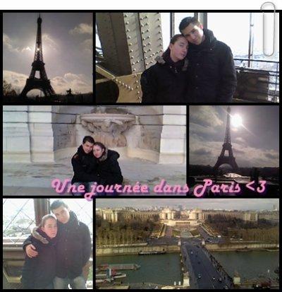 Notre journée à Paris <3
