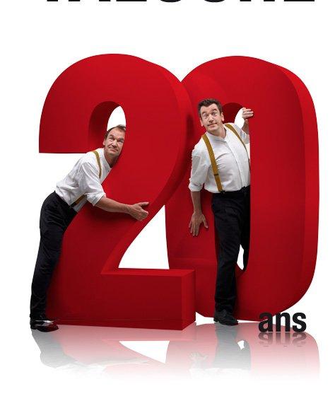 20 ans !