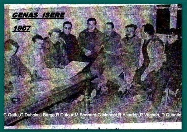 12   -  REALISATIONS DEPUIS 1950
