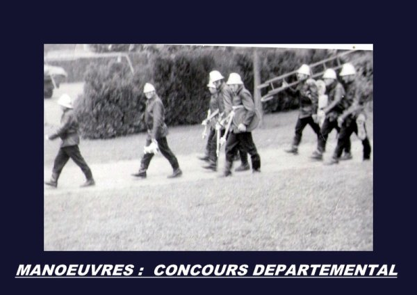 16 - CONCOURS DEPARTEMENTAL DE BELLEVILLE S/SAONE.