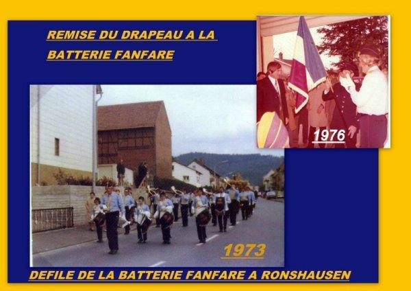 25  -BATTERIE -FANFARE- DES SAPEURS-POMPIERS-