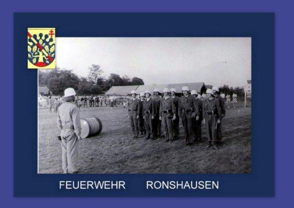33    -     PRESENTATION DES POMPIERS DE RONSHAUSEN