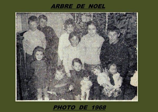 64 -PREMIER ARBRE DE NOËL