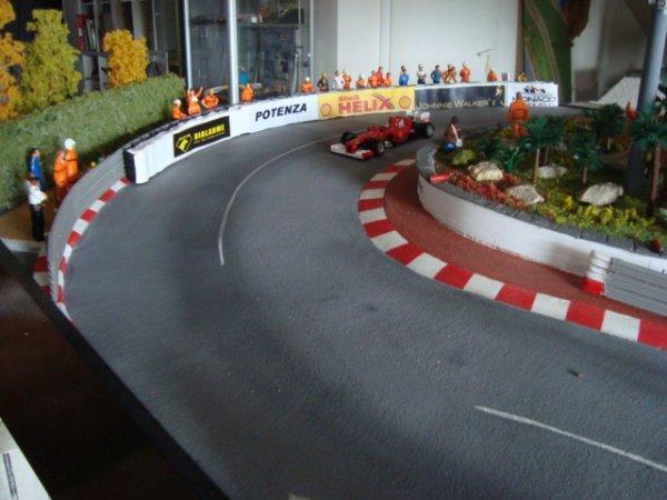 F1 Circuit Monaco Loew 1/43