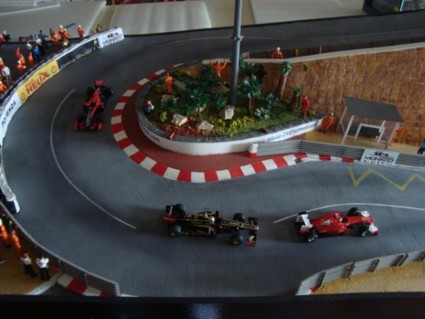 F1 Monaco Dio 1/43 Loew