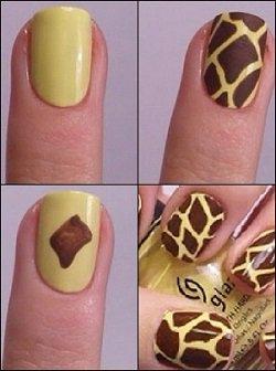 Nail Art Safari n°1