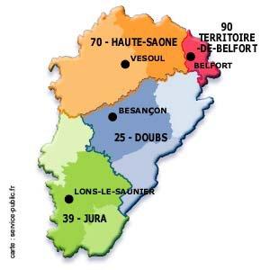 SIMOTEST: En Franche-Comté