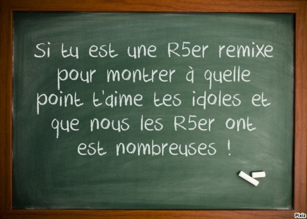 Remixe !