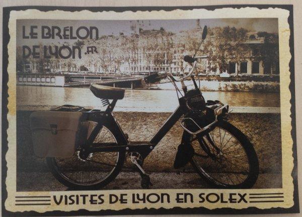 Pour vos prochaines visites sur Lyon