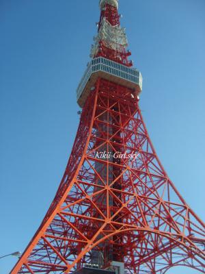 La Tour Eiffel et le quartier des Otakus