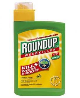 Les dangers du Roundup .