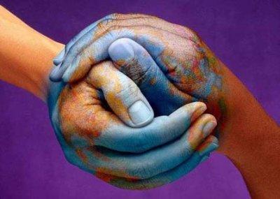 """A Ceux qui veulent aider la Terre : """" La non-violence, active, est utile à tout ce qui vit."""""""
