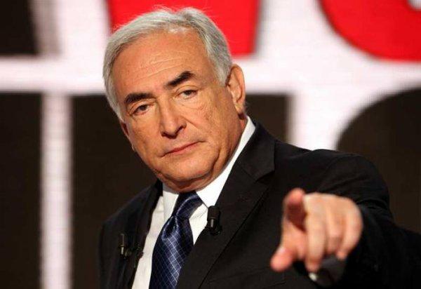 Dominique Strauss-Kahn, soi disant l'homme de gauche !! ??