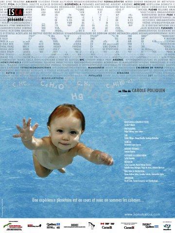 homo toxicus : documentaire sur la pollution de l'environnement et ses effets sur la santé  !! (lien pour la vidéo en fin de texte )
