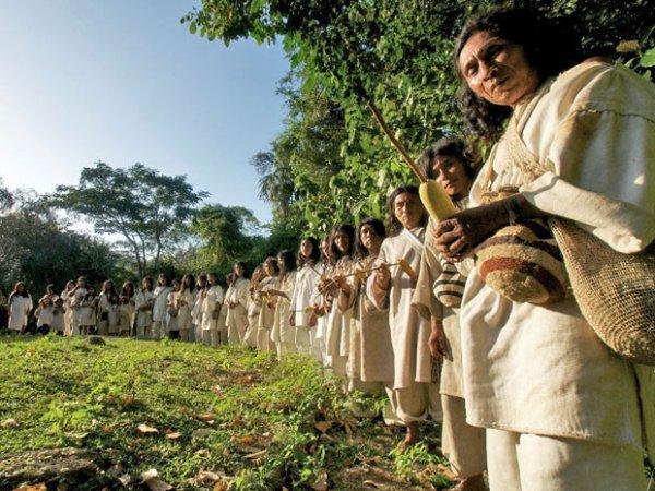 """Voici les 10 valeurs primordiales des indiens kogis aux """"petits frères"""" du monde moderne..."""