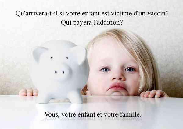 Prevenar®, vaccin contre le pneumocoque des bébés, dangereux !!!