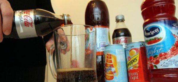 une bonne raison d'arrêter les sodas light: