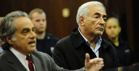 DSK : qu'il puisse être jugé devant un tribunal comme le commun des mortels !!!!!