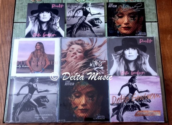 Delta Goodrem - Wings of the Wild Collection