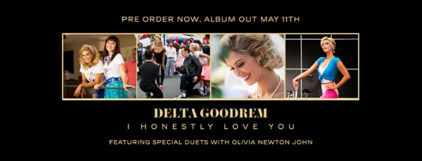 Delta Goodrem - Love is a gift (Duo avec Olivia Newton-John)
