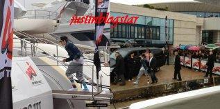 Justin en France !! en directe de Justinblogstar