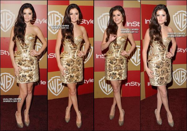 13.01.13 :  Selena a été vue sortant d'une pharmacie à Los Angeles .