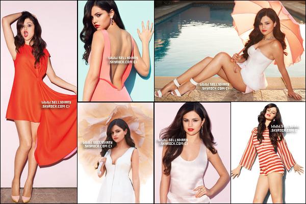 05.03.13 :  Selena a été vue entrain de quitter une cafétéria appeler « Menchies » en compagnie d'Ashley Cook à Los Angeles.