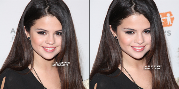 07.03.13 :  Selena s'est rendue au 21ème dîner annuel de « l'Alliance For Children's Rights » à Los Angeles.