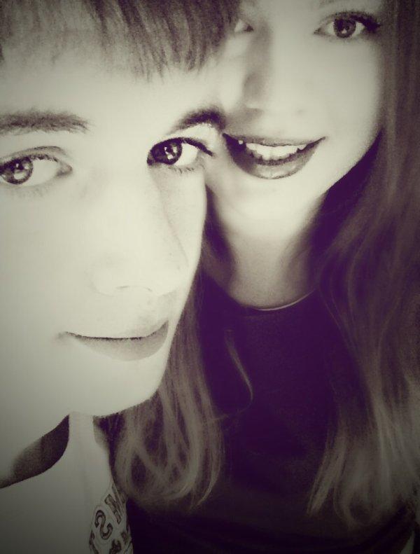 ✡ L'amour éternel est une des choses dont je rêve et qui voit enfin le jour.