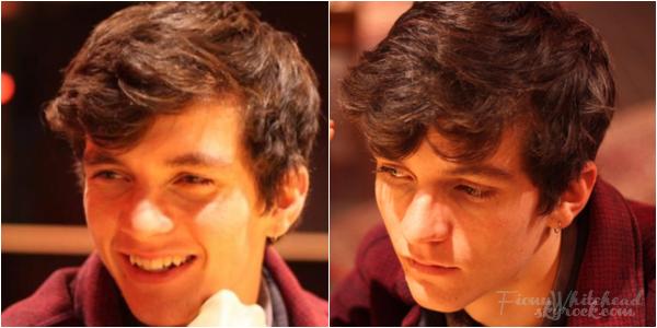 Deux nouveaux portrait de Fionn dévoilé sur Tumblr ! j'aime trop ces deux portraits Fionn est magnifique comme d'habitude on va dire héhé !