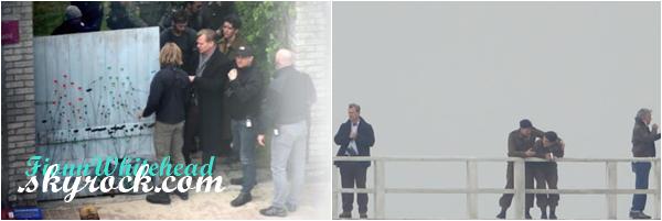 Deux nouvelles photographies du tournage !
