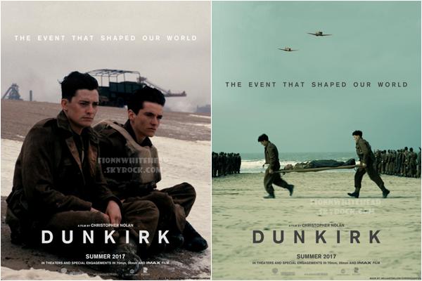 Découvrez deux fan art de Fionn Whitehead pour DUNKIRK !