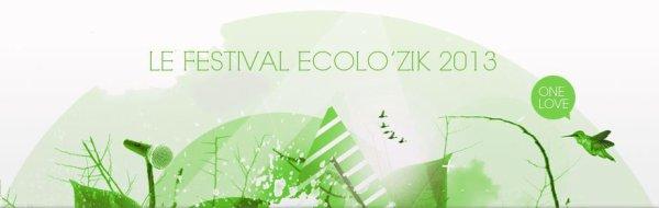Le tremplin musical du Festival Ecolo'Zik 2013