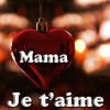 Aime si tu aime ta maman plus que tout au monde [♥] :