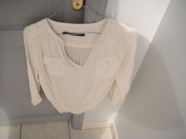 T-Shirt Zara Basic Taille S