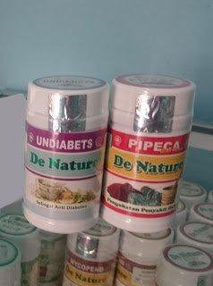 obat diabetes herbal de nature