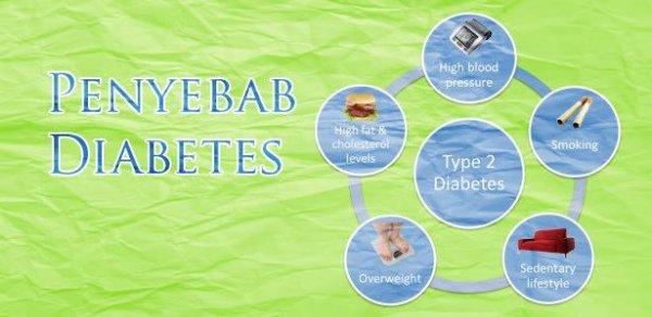 gejala pada pre dibetes