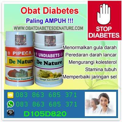 pengoabatn diabetes yang bermutu