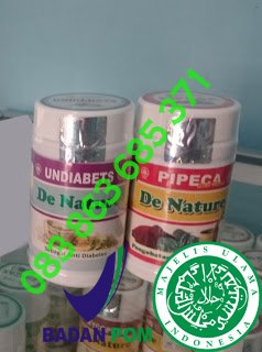 obat herbal de nature diabetes