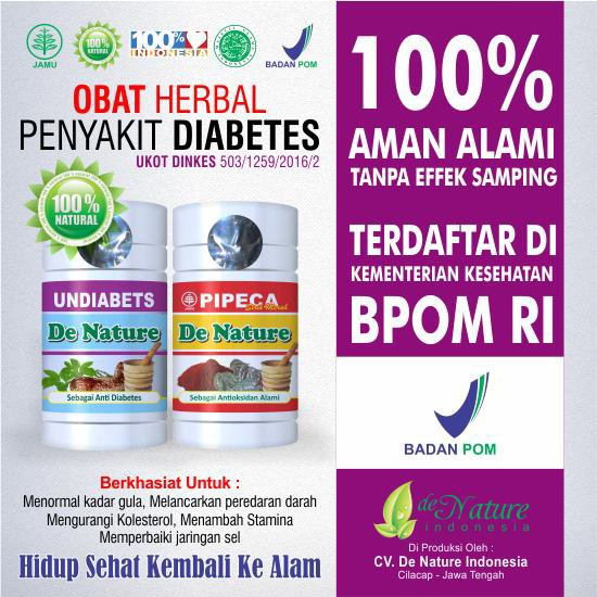 cara herbal mengtobati diabetes