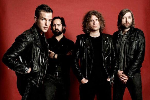 rocker THE KILLERS jacker