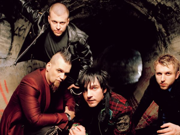 rocker THREE DAYS GRACE jacker