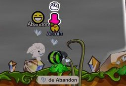 moi et Abandon <3 ;)